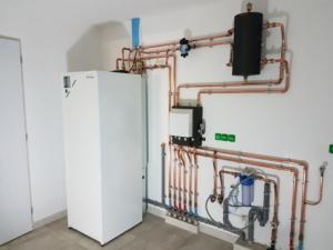 Pompe à Chaleur Vizille → Devis/Coût : Installation PAC Air-Eau, Aerothermie