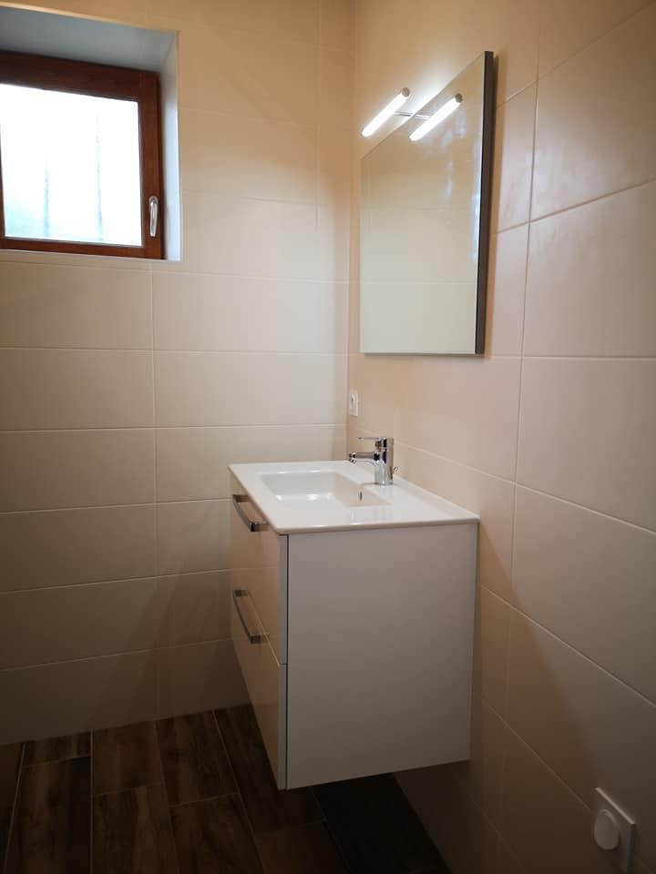 plombier Ardèche changer lavabo
