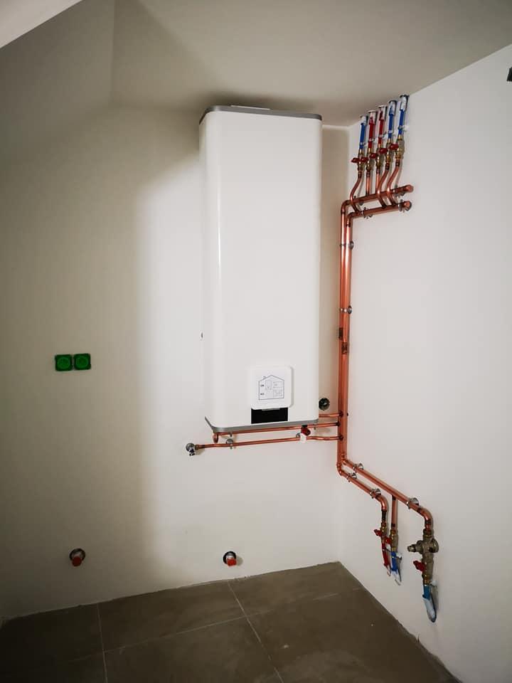chauffe eau Electrique malicio 80 litres