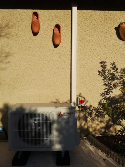 climatiseur Mitsubishi